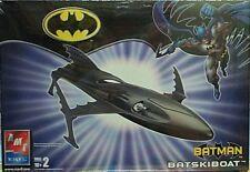 Amt Ertl Batman Batskiboat Model Kit 38040 New