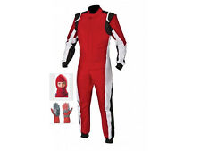 Kart race suit Cik/Fia level 2 (free balaclava and gloves)