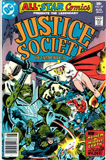 ALL-STAR COMICS #67 (NM-) 9.2 High Grade! Joe Staton! DC 1977 Juctice Society!