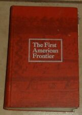 Indian Wars  Pennsylvania including Supplement  First American Frontier 1971 HC