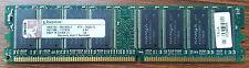 KINGSTON DDR 1GB PC3200 400MHz NON ECC 184-pin DESKTOP RAM KTH-D530/1G