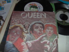 "7""  QUEEN SPREAD YOUR WINGS SHEER HEART ATTACK ITALY EX+/N-MINT"