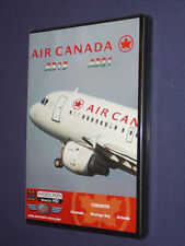 JUST PLANES COCKPIT VIDEO DVD       AIR CANADA    A 319  321       new sealed