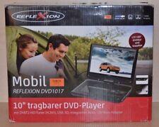 Reflexion DVD1017 Portabler 25,4 cm (10 Zoll) DVD-Player B-Ware
