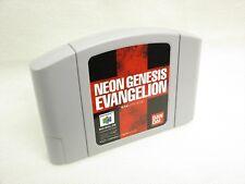 Nintendo 64 NEON GENESIS EVANGELION Cartridge Only Import JAPAN Game n6c
