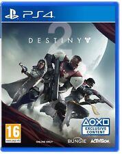 DESTINY 2 PS4 EU