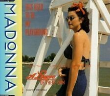Madonna This Used To be My Playground (1992) [Maxi-CD]