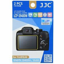 JJC LCP-S9400W Screen Protector Film Cover for Fujifilm FINEPIX S9400W,S9200
