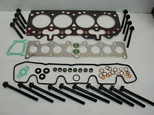 LAND ROVER DISCOVERY 300TDI CYLINDER HEAD GASKET & HEAD BOLT SET -(1.5mm 3 HOLE)