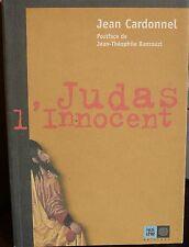 Jean Cardonnel, Judas l' innocent, World FREE Shipping*