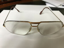 ccd32a69ebc4 Original c1988 Vintage CARTIER TANK L.C Eyeglasses PLATINE 62-14 L Used  Luxury