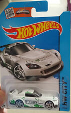 Hot Wheels 1:64 Honda S2000 (White by TEIN Suspension)