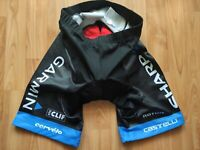 Castelli Garmin Sharp Team Cycling Shorts ProgettoX2 Chamois Size:L VERY RARE !