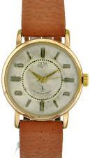 GUB Glashütte Q1 Vintage Herrenuhr Armbanduhr Handaufzug Kal. 60.3 ~ 1955 Ø 33mm