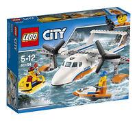 BNIB LEGO City Coast Guard Sea Rescue Plane 60164 Ideal boys xmas gift