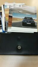 2005 BMW X3 OWNERS MANUAL with supplements and binder