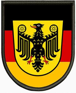 Wappen von Goslar Aufnäher, Pin, Aufbügler