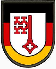 Wappen von Soest Aufnäher, Pin, Aufbügler