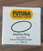 Futura Hawkins Pressure Cooker Genuine Sealing gasket Ring Rubber Washer 2 Litre