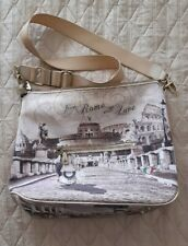 BORSA DONNA Y NOT? TRACOLLA - From Rome With Love - usata