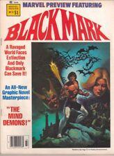 Marvel 1979 Preview #17 Blackmark Magazine V.F./V.F+ L@@K
