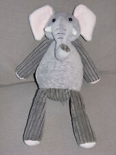 "Scentsy Buddy Ollie the Elephant Plush Animal Full Size 15"" Retired & Scent Pak"