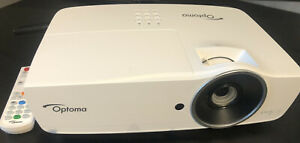 Optoma projector EH460 Bright Full HD 1080p - 4200 ANSI Lumens White