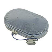Strahlheizkörper 245x140mm 1800/1000W 230V oval
