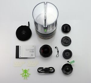 360 FLY HD VIDEO CAMCORDER BOXED 32GB 360 DEGREE ACTION WI-FI WATER RESISTANT
