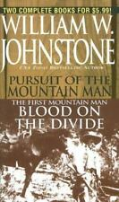 Pursuit/Blood On Divide First Mt Man (First Mountain Man), Johnstone, William W.