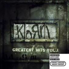 Greatest Hits: Strong Language and Violent Content- Volume 1 - Korn [CD]