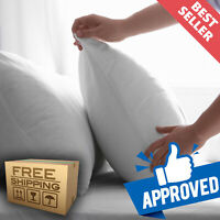 Housewife Pillowcase Pillow Covers Cases Pair of Housewife Pillowcases 400 TC