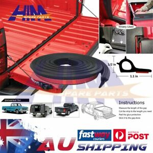 Tailgate Seal Kit For MAZDA BT50 BT-50 2012-ON Ute Rubber Dust Tail Gate Seal