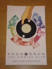 PHONOGRAM VOL 2 SINGLES CLUB IMAGE COMICS KIERON GILLEN < 9781607061793