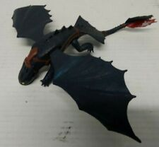 RARE How To Train Your Dragon TOOTHLESS Figure Opening Mouth Moving Wings