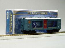 Lionel American Flyer Polar Express Aquarium Boxcar S Gauge 2 rail santa 6-44134