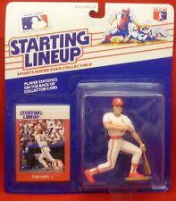 1988  TOMMY HERR - Starting Lineup - SLU- Sports Figurine - St. Louis Cardinals