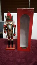 Timeless Treasure: Nutcracker In Red And Green