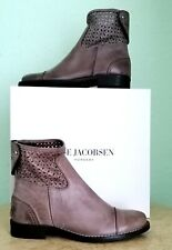 Ilse Jacobsen Aster 454 Ankle Boots size 37  Beige