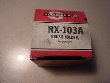 NIB NOS STANDARD PLUS RX-103A Alternator Brush Holder W/BRUSHES - DIESEL