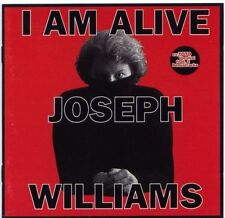 Joseph Williams-I Am Alive + 2