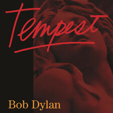 "Bob Dylan : Tempest VINYL 12"" Album 3 discs (2012) ***NEW*** Fast and FREE P & P"
