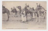 """Algerien - AK """"Kuriere der Wüste"""" [coursiers du désert], Colomb Béchar (El Rick)"""