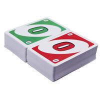 Paquet UNO Jeu Mattel Classique Carte Poker Tournoyante Enfant Adult Loisir Mode