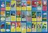 CandyLand Comics 41 pcs. Chewing / Bubble Gum Wrappers. FULL SET.