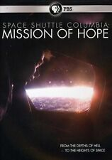 Space Shuttle Columbia: Mission of Hope (2013, REGION 1 DVD New)