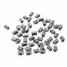 50x Tact Push Button Switch 2 Pin DIP Through Hole 3x6x4.3mm DT
