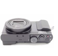 Panasonic LUMIX 30X 12.1MP Travel Zoom Camera with Eye Viewfinder - Black