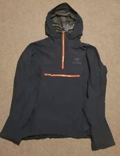 Arc'teryx Alpha SL Pullover Smock Jacket Large Blue