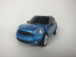 Mini Limitate Racing Cooper S Countryman RC/Electric Blue/1:24/Full Function/New